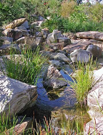 Avenel Residence Garden Details