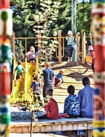 Beaumaris Primary School Playground