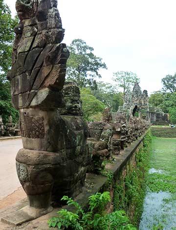 Kulen-Protep Wildlife Sanctuary Cambodia