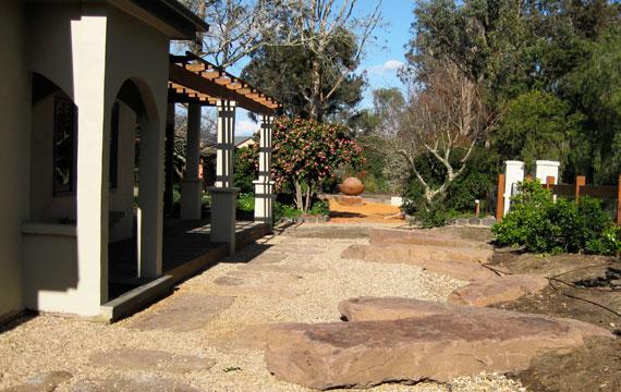 Flat Rock Garden