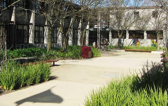 Haileybury College Campus Landscape