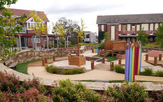 Lancaster Gate Playground