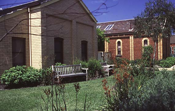 Miller Street Aged Care Gardens