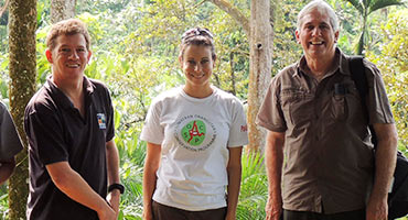 Project Team, Orangutan Haven Sumatra