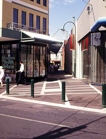 Puckle St Streetscape Redevelopment