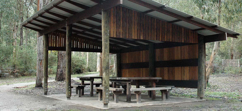 Sheoak Picnic Park Design