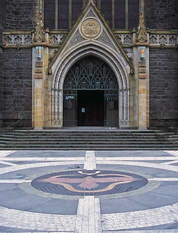 St Patricks Cathedral Details