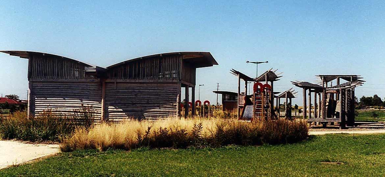 Whittlesea Public Gardens Playground Design