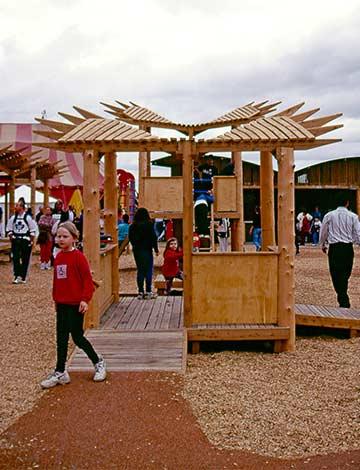 Whittlesea Public Gardens Playground