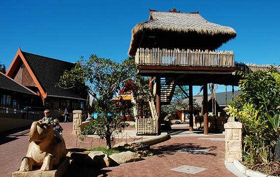 Wild Asia Exhibit at Taronga Zoo